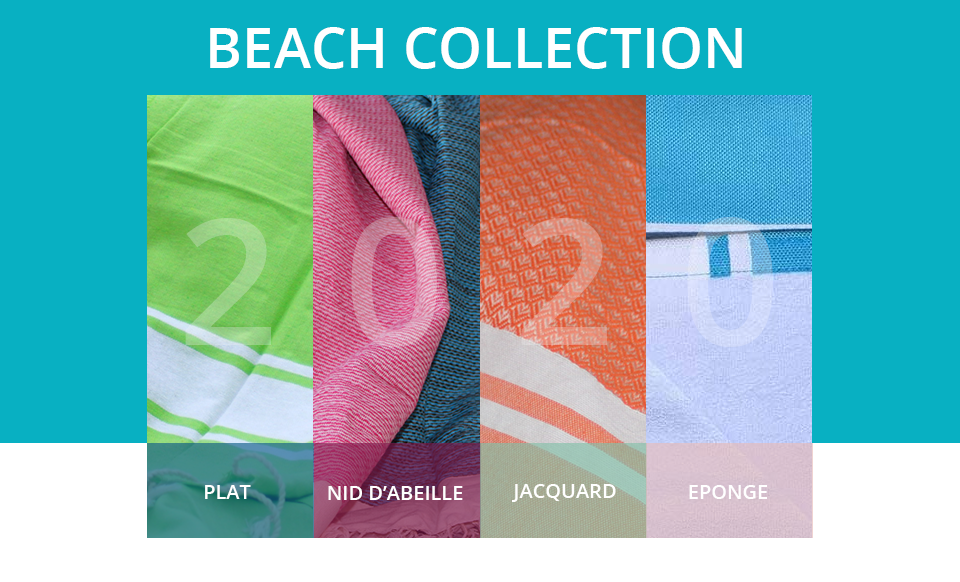 Fouta Collection Beach